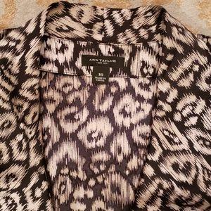 2/$15 Ann Taylor size 16 blouse